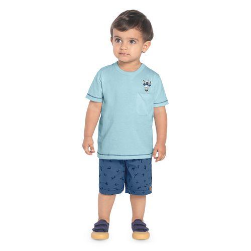 Conjunto-Infantil-Estamoa-Girafa-Rovitex-Kids-Azul