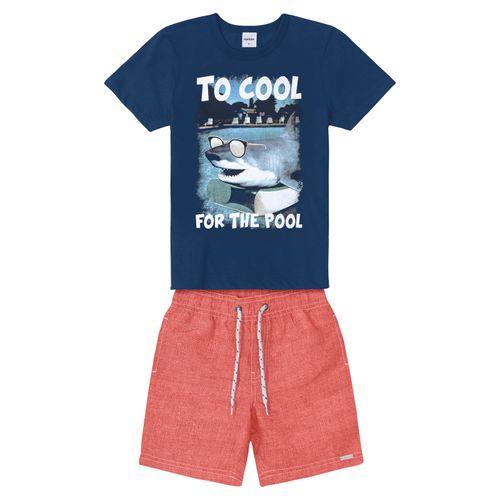 Conjunto-Infantil-Tubarao-Rovitex-Kids-Azul