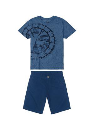 Conjunto-Infantil-Trick-Nick-Azul