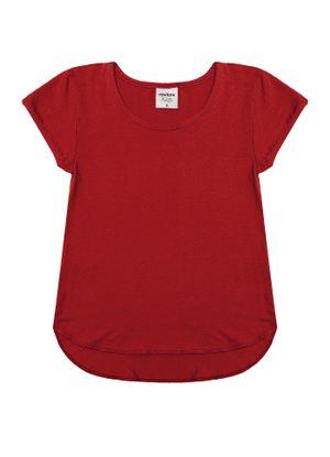 Blusa-Infantil-Basica-Rovitex-Kids-Vermelho