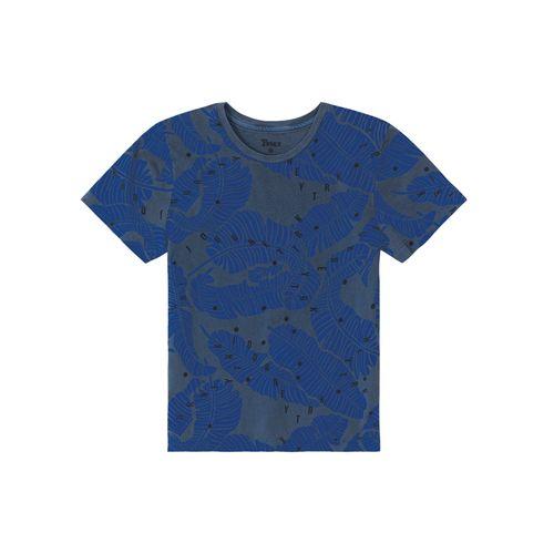 Camiseta-Infantil-Trick-Nick-Azul