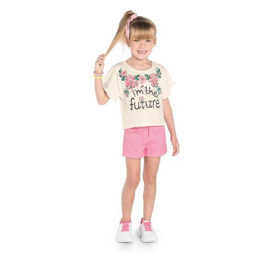 Blusa-Infantil-Rovitex-Kids-Bege