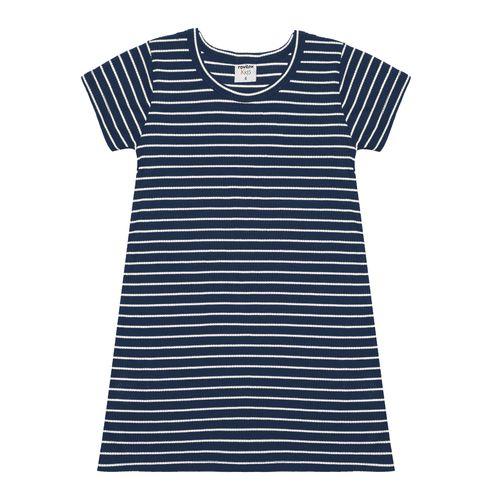 Vestido-Infantil-Basico-Malha-Rovitex-Kids-Azul