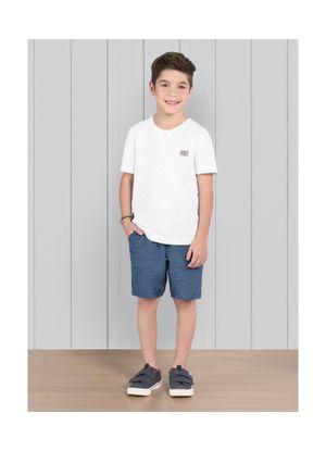 Camiseta-Infantil--Masculina-Trick-Nick-Branco