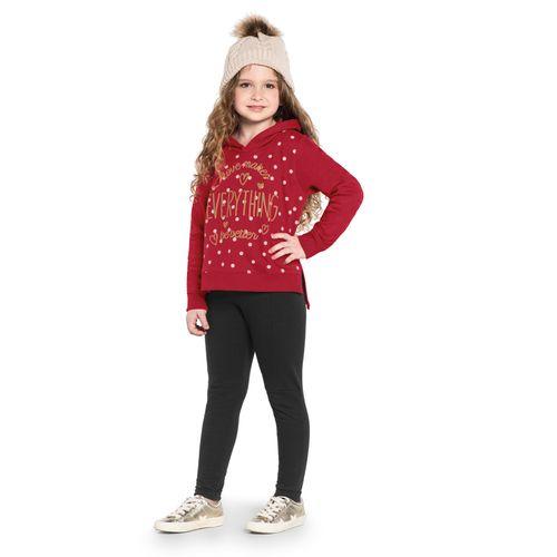 Calca-Infantil-Feminina-Montaria-Rovitex-Kids-Preto