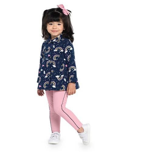 Conjunto-Infantil-Feminino-Arco-iris-Rovitex-Kids-Azul