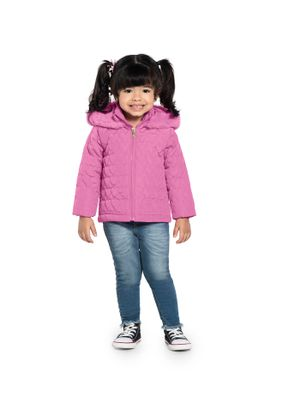 Jaqueta-Infantil-Feminina-com-Capuz-Rovitex-Kids-Rosa