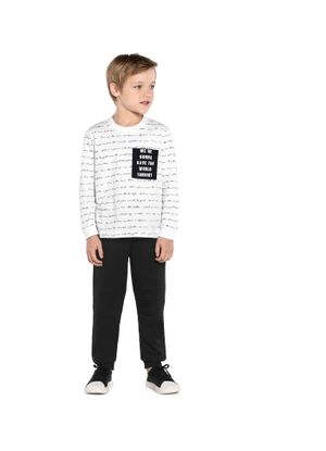 Conjunto-Infantil-Camiseta-com-Calca-Trick-Nick-Branco