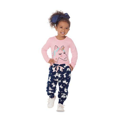 Calca-Jogger-Feminina-Rovitex-Kids-Azul