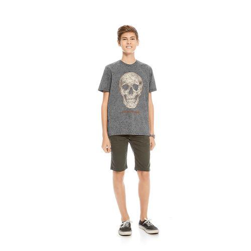 Camiseta--Estonada-Masculina-Rovitex-Teen-Cinza