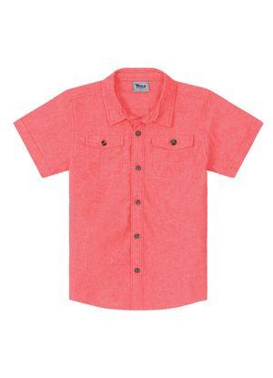 Camisa-Infantil--Trick-Nick-Rosa