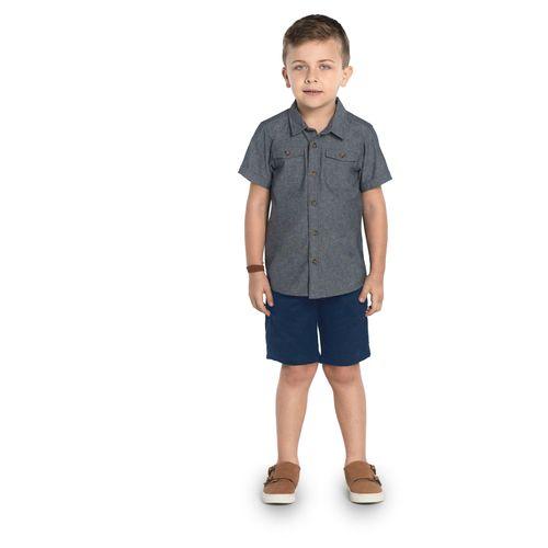 Camisa-Infantil--Trick-Nick-Azul