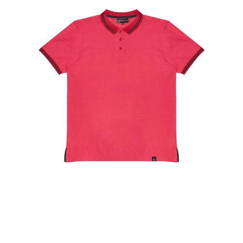 Camisa-Polo-Masculina-Rovitex-Vermelho