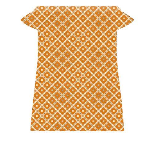 Vestido-Feminino-Estampado-Rovitex-Plus-Amarelo