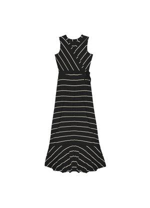 Vestido-Feminino-Longo-Rovitex-Preto