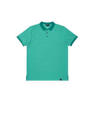 Camisa-Polo-Masculina-Rovitex-Verde