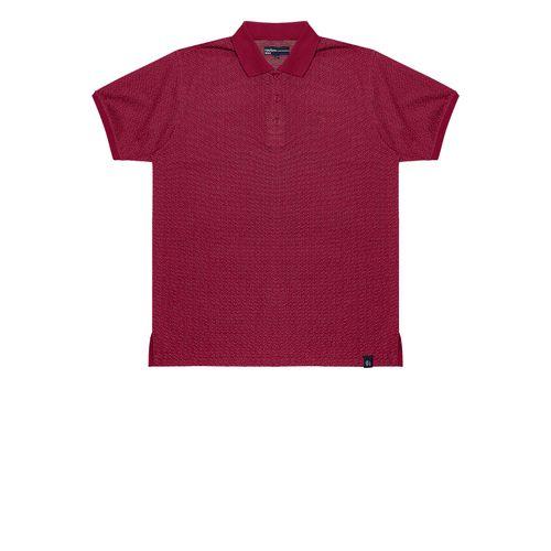 Camisa-Polo-Masculina-Basica-Rovitex-Marrom