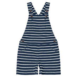 Jardineira-Infantil-Moletom-Trick-Nick-Azul