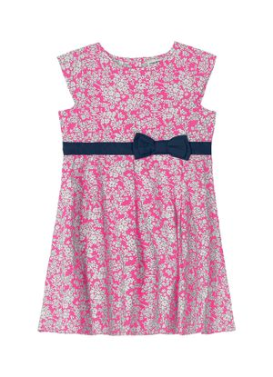 Vestido-Infantil-Floral-Rovitex-Kids-Rosa