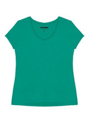 Blusa-Feminina-Basica-Flame-Rovitex-Verde