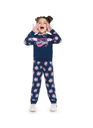 Conjunto-Infantil-Feminino-Unicornio-Rovitex-Kids-Azul