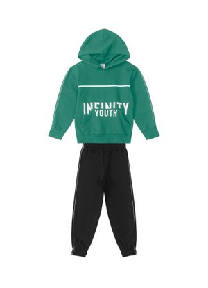 Conjunto-Infantil-Moletom-Infinity-Rovitex-Kids-Verde