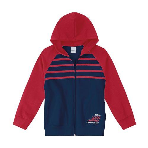 Jaqueta-Infantil-Capuz-Rovitex-Kids-Vermelho