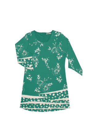 Vestido-Estampado-Feminino-Secret-Glam-Verde