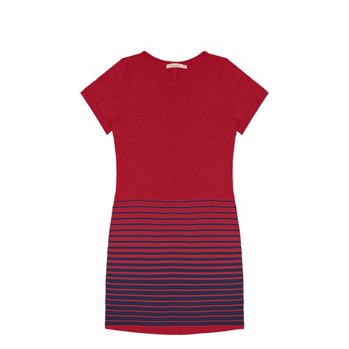 Vestido-Feminino-com-Listras-Endless-Vermelho