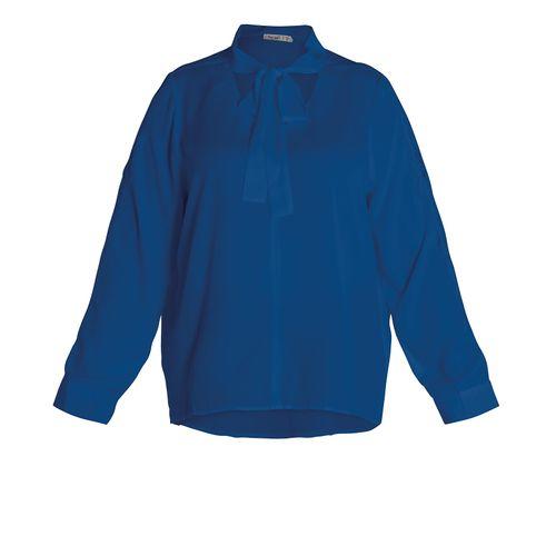 Blusa-Chiffon-Feminina-Secret-Glam-Azul