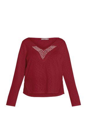 Blusa-Tricot-Feminina-Secret-Glam-Vermelho
