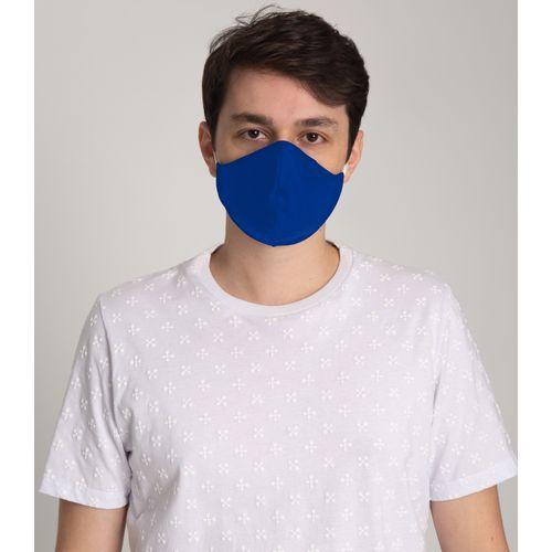 Mascara-de-Tecido-Unissex---Kit-com-12-Unidades-Azul