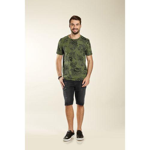 Camiseta-Masculina-Rovitex-Verde