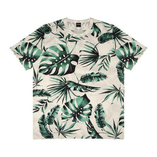 Camiseta-Bege
