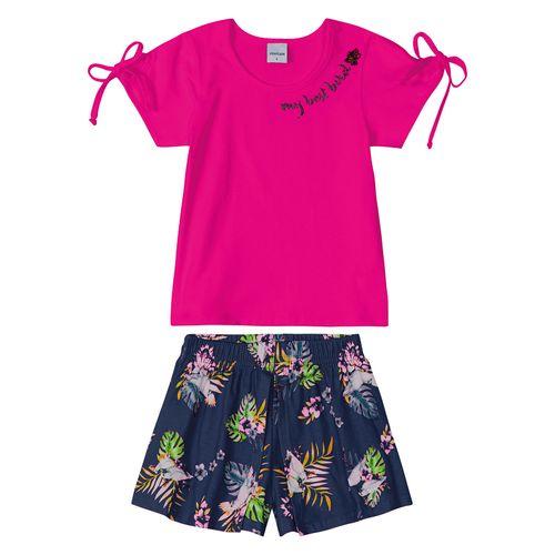Conjunto-Blusa-Com-Saia--Rovitex-Kids-Feminino-Rosa