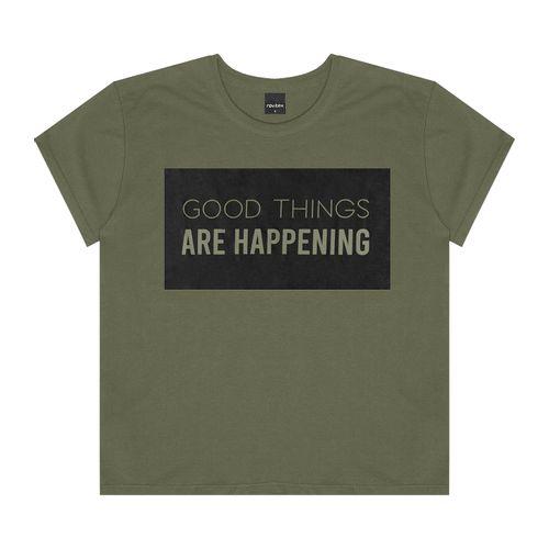 T-shirt-com-Estampa-Feminina-Rovitex-Verde
