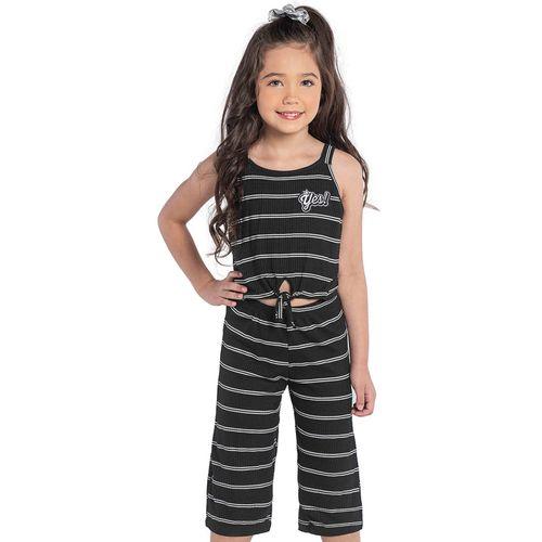 Macacao-Pantacourt-Rovitex-Kids-Feminino-Preto
