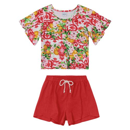 Conjunto-Blusa-Com-Shorts-Rovitex-Kids-Feminino-Vermelho
