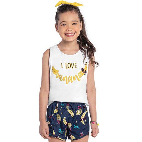 Conjunto-Regata-com-Shorts-Rovitex-Kids-Feminino-Branco