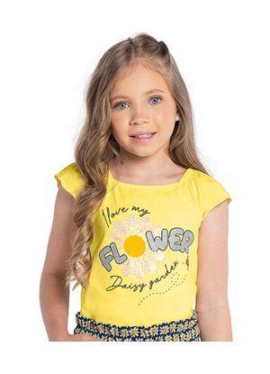Blusa-Rovitex-Kids-Feminino-Amarelo