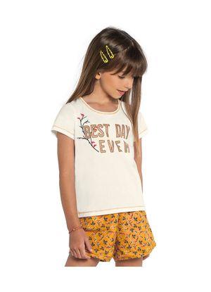Conjunto-Blusa-com-Shorts-Rovitex-Kids-Feminino-Bege