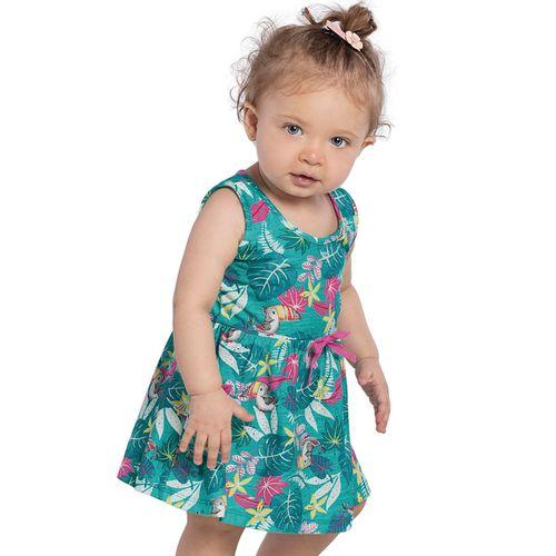 Vestido-Rovitex-Kids-Feminino-Verde