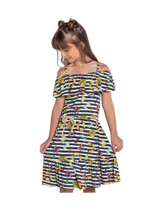 Vestido-MidiVestido-Midi-Rovitex-Kids-Feminino-Azul