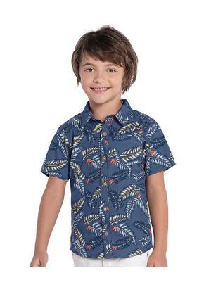 Camisa-Azul