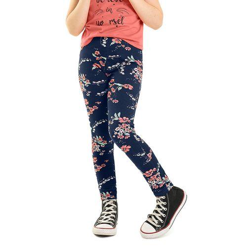 Legging-Cotton-Feminina-Rovitex-Kids-Azul