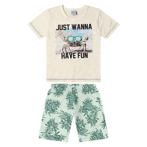 Conjunto-Camiseta-Com-Bermuda-Cinza