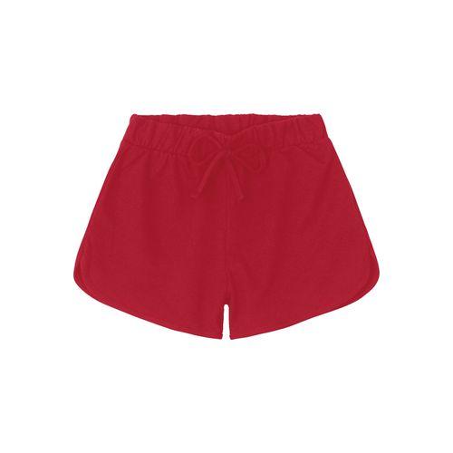 Shorts-Rovitex-Basicos-Feminino-Vermelho