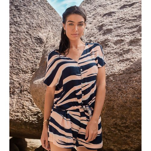 Shorts-Viscose-Sarjada-Feminino-Endless-Azul