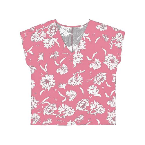 Blusa-Estampada-Feminina-Rovitex-Rosa