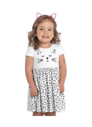 Vestido-Rovitex-Kids-Feminino-Branco